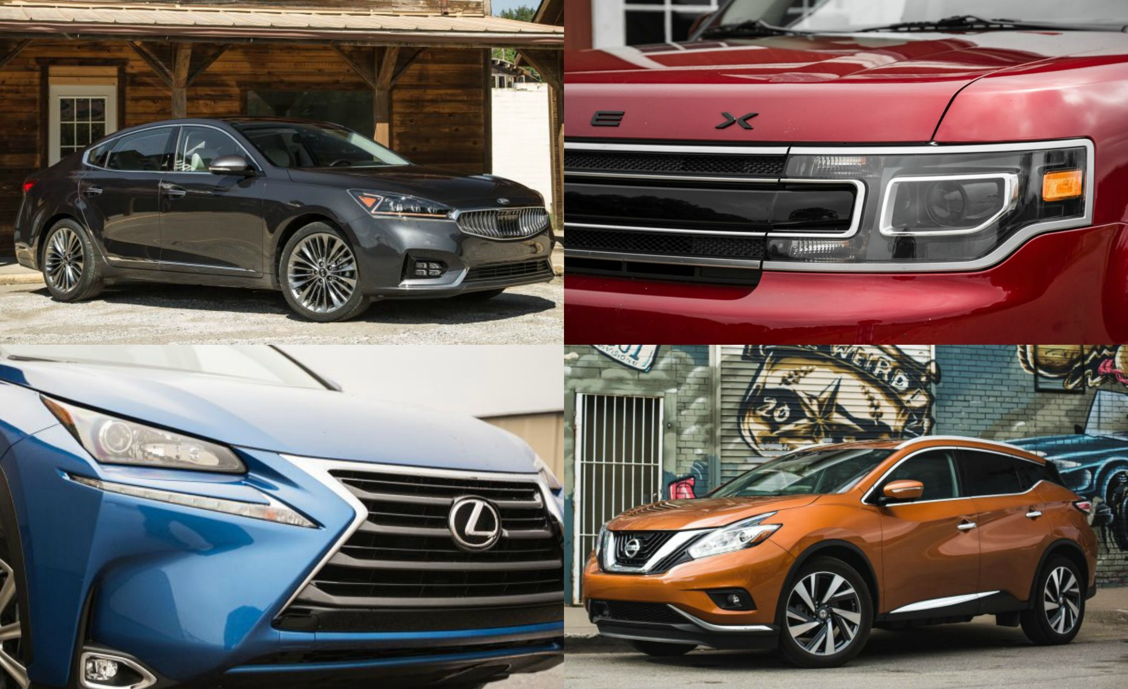 The 10 Most Comfortable New Cars and Crossover SUVs for Less Than $40,000