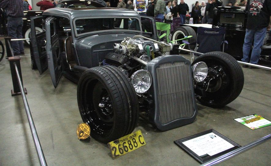 Hottest Rods: The Coolest Custom Classics from the 2017 Autorama Show - Slide 17