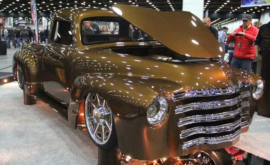 Hottest Rods: The Coolest Custom Classics from the 2017 Autorama Show - Slide 4