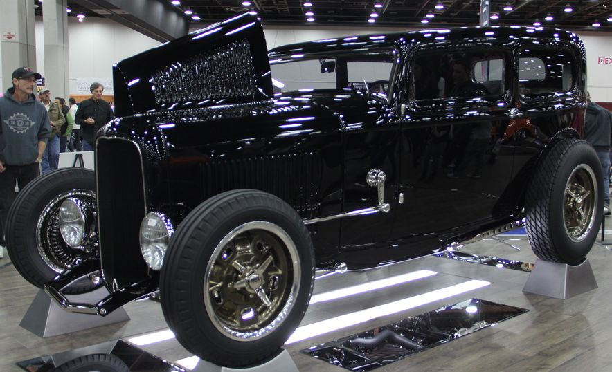 Hottest Rods: The Coolest Custom Classics from the 2017 Autorama Show - Slide 6