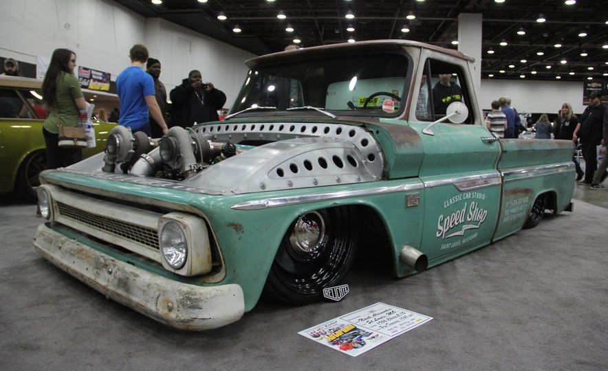 Hottest Rods: The Coolest Custom Classics from the 2017 Autorama Show - Slide 15