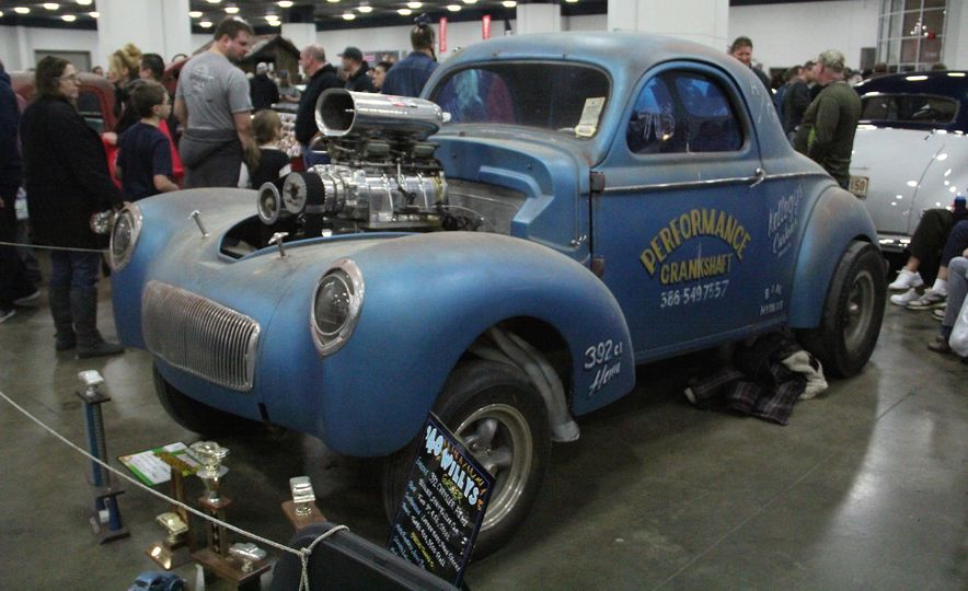 Hottest Rods: The Coolest Custom Classics from the 2017 Autorama Show - Slide 19