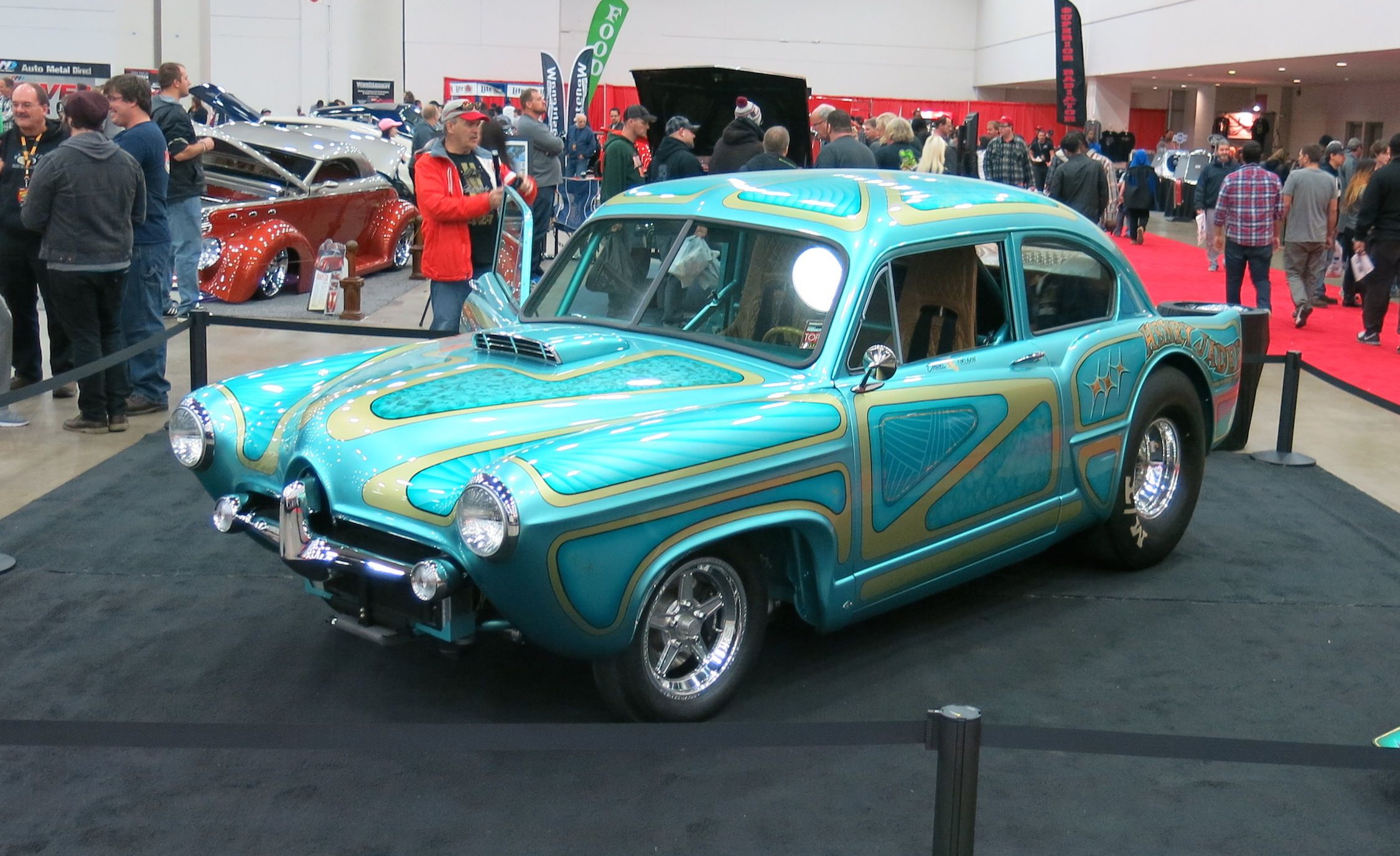 Hottest Rods: The Coolest Custom Classics from the 2017 Autorama ...