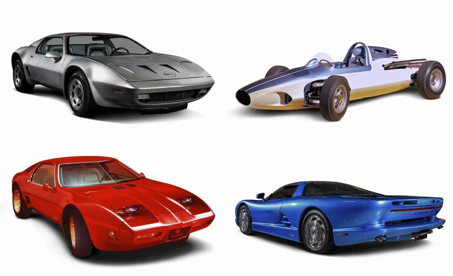 These 10 Cars Led to the C8 Mid-Engine Chevrolet Corvette - Slide 1