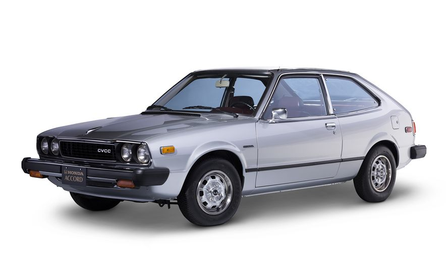 Honda Accord: A Visual History of the Sales Powerhouse Since Its Birth in 1976 - Slide 2