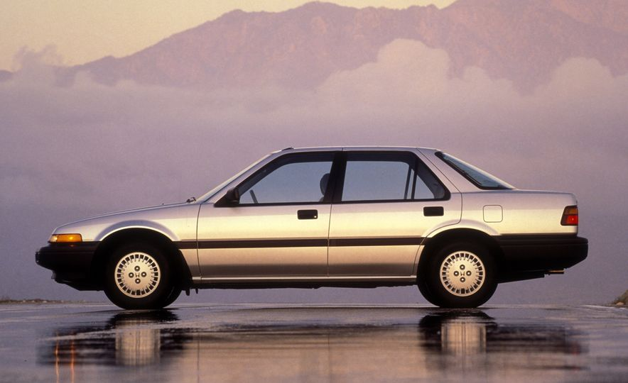 Honda Accord: A Visual History of the Sales Powerhouse Since Its Birth in 1976 - Slide 5