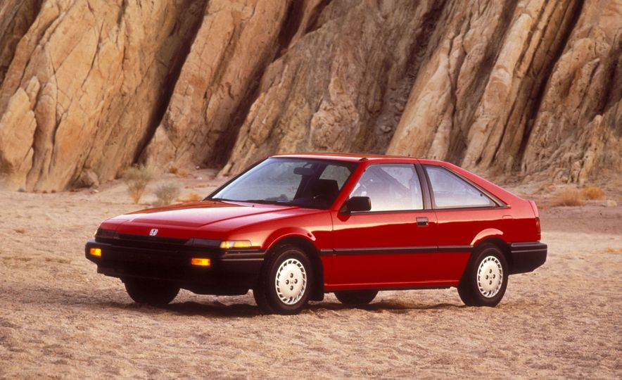 Honda Accord: A Visual History of the Sales Powerhouse Since Its Birth in 1976 - Slide 6