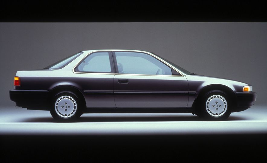 Honda Accord: A Visual History of the Sales Powerhouse Since Its Birth in 1976 - Slide 8
