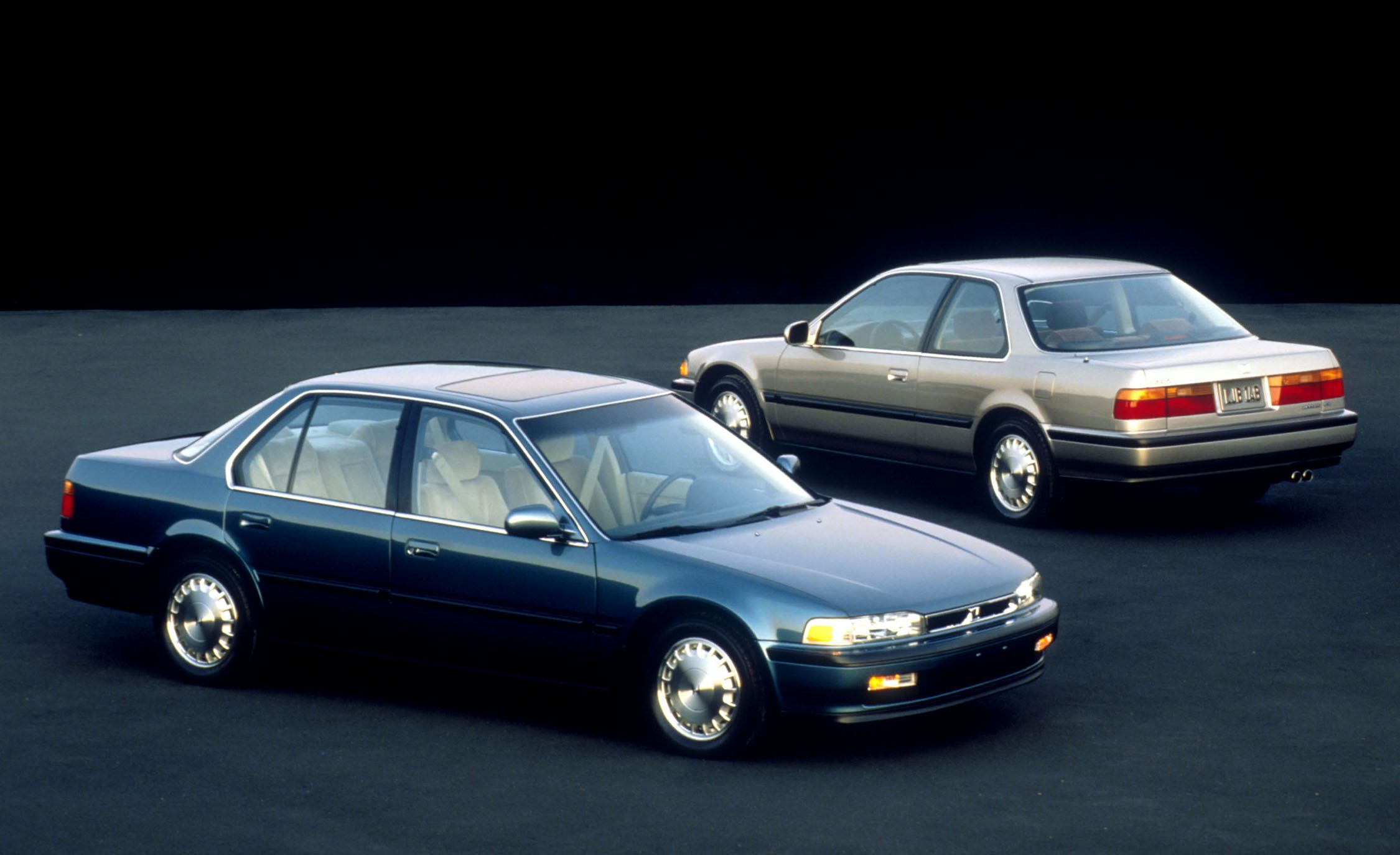 Honda Accord A Visual History Of The Sales Powerhouse Since Its Diagram Additionally 1992 Acura Legend Besides V6 Engine Birth In 1976
