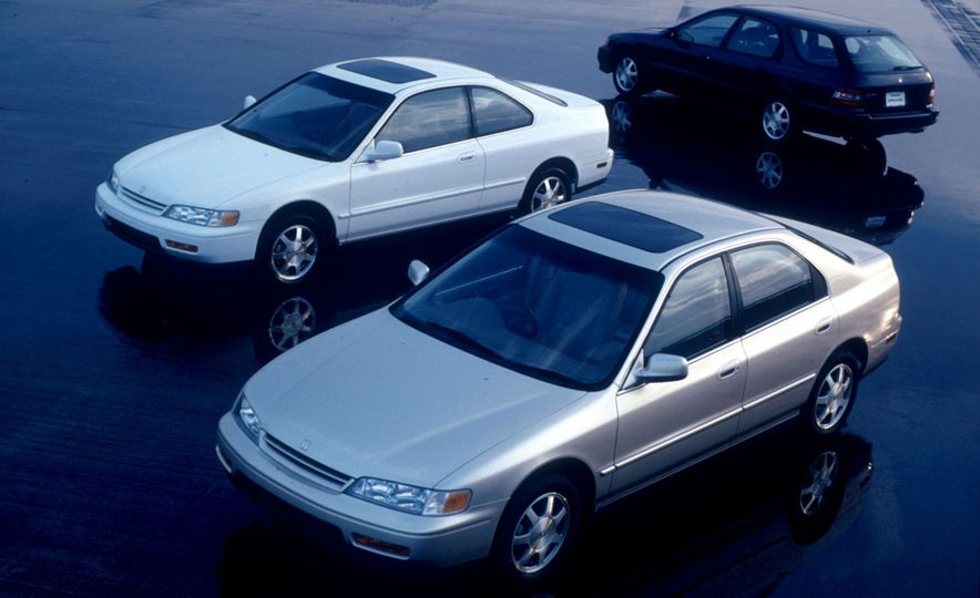 Honda Accord: A Visual History of the Sales Powerhouse Since Its Birth in 1976 - Slide 9