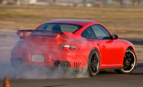Porsche CEO: 911 GT2 Will Be Turbocharged, Rear-Drive, PDK, 620+ HP