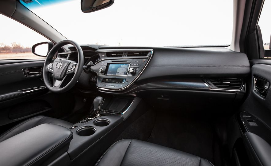 2016 Toyota Avalon Limited - Slide 20