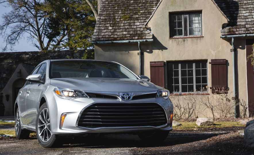 2016 Toyota Avalon Limited - Slide 53