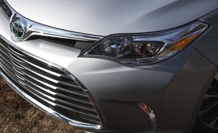 2016 Toyota Avalon Limited - Slide 58