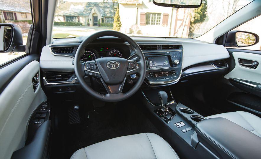 2016 Toyota Avalon Limited - Slide 67