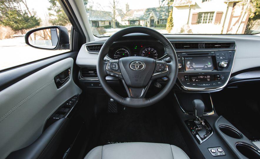2016 Toyota Avalon Limited - Slide 76