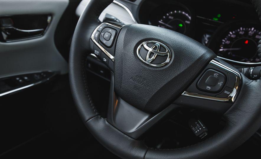 2016 Toyota Avalon Limited - Slide 78