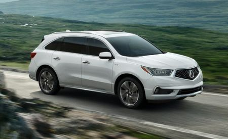 Acura MDX Sport Hybrid Brings 5-MPG Boost for Only a Little More Money