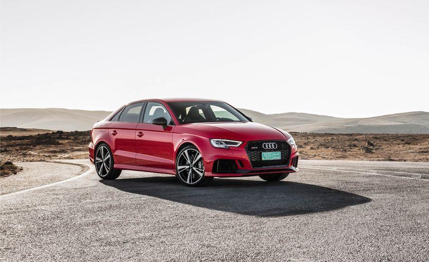 2017 Audi RS3 sedan - Slide 1