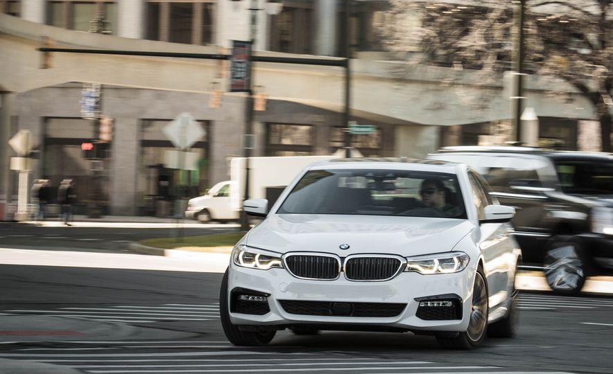 2017 BMW 540i xDrive - Slide 1