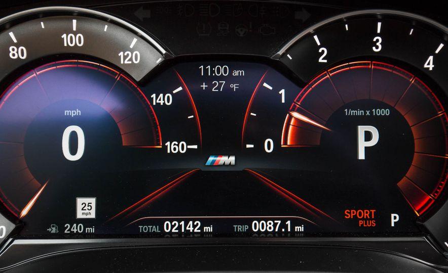 2017 BMW 540i xDrive - Slide 47
