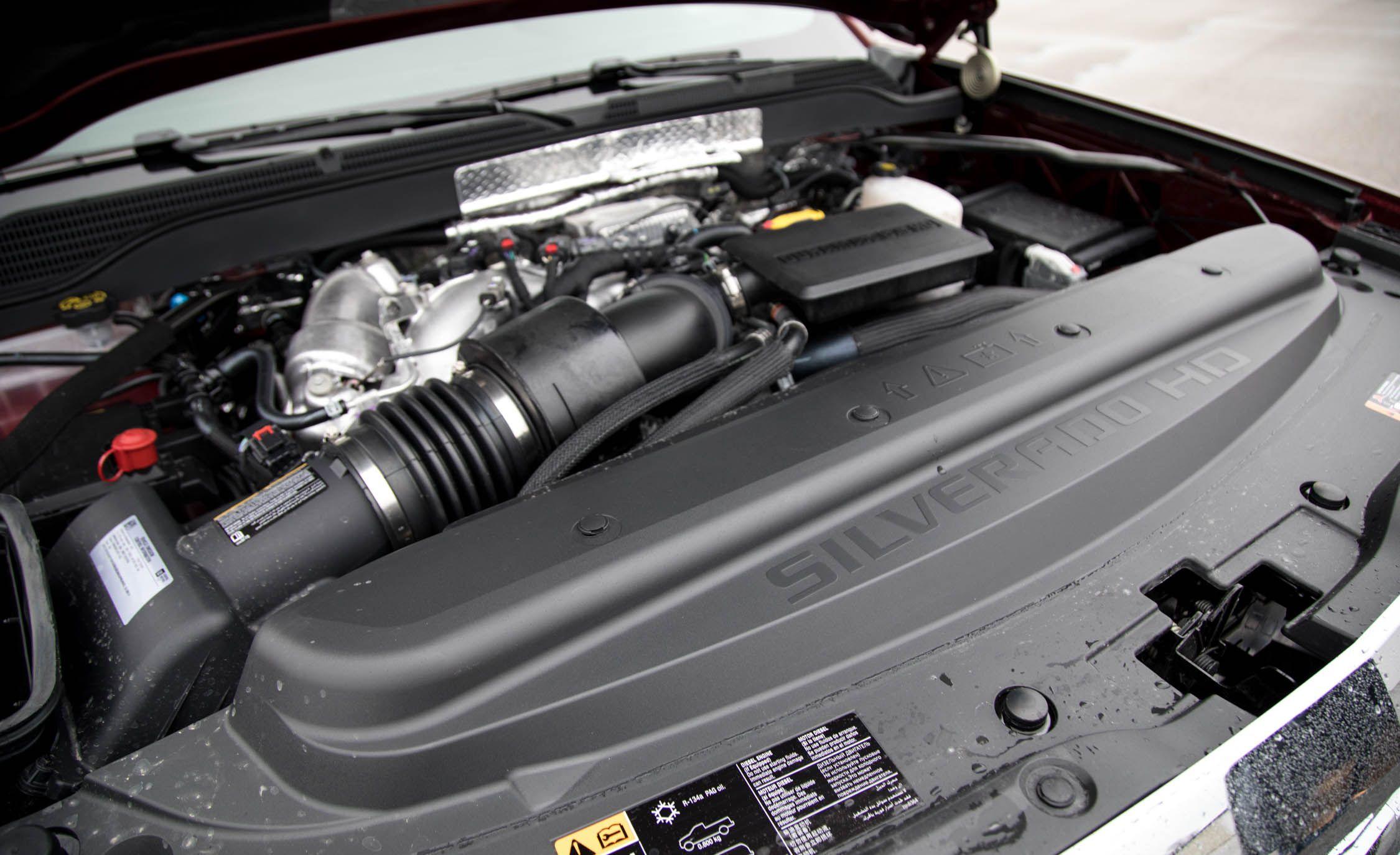 2020 Chevrolet Silverado 2500hd 3500hd Reviews Chevrolet