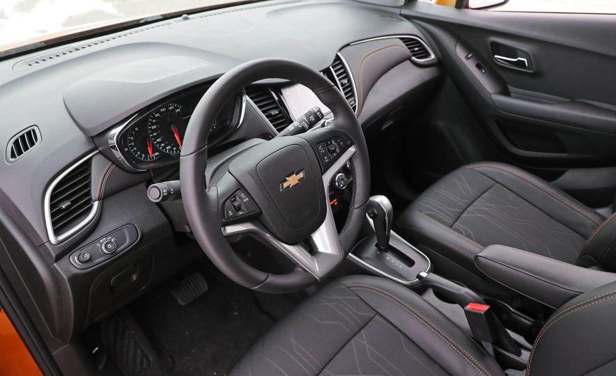 2017 Chevrolet Trax - Slide 26