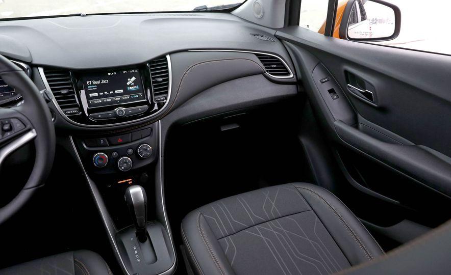 2017 Chevrolet Trax - Slide 29