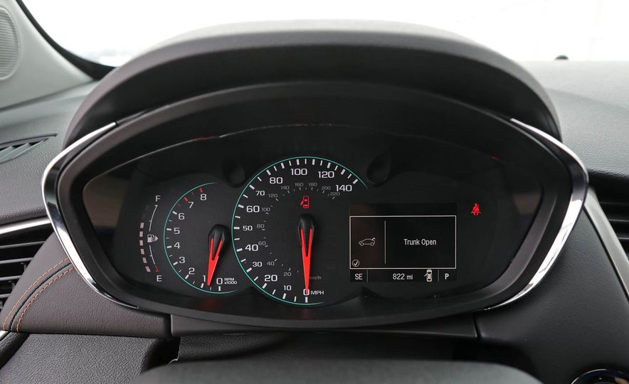 2017 Chevrolet Trax - Slide 34