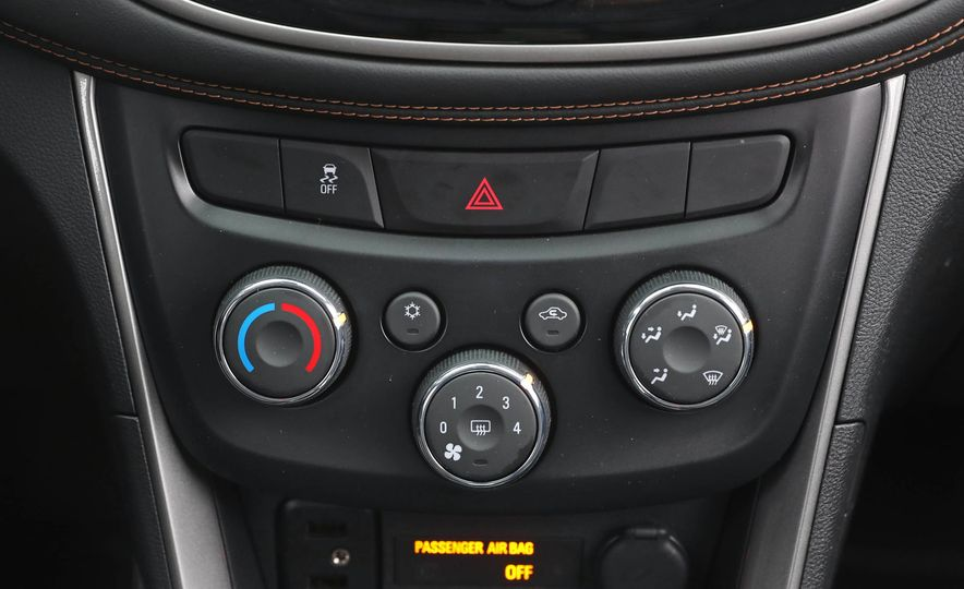 2017 Chevrolet Trax - Slide 39