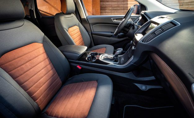 View Photos  Ford Edge Sel Sport Appearance Package