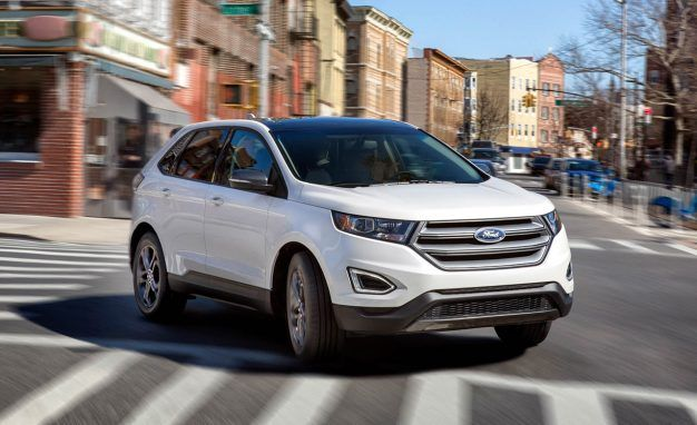 2019 Ford Edge Reviews Price Photos And Specs Car Driver