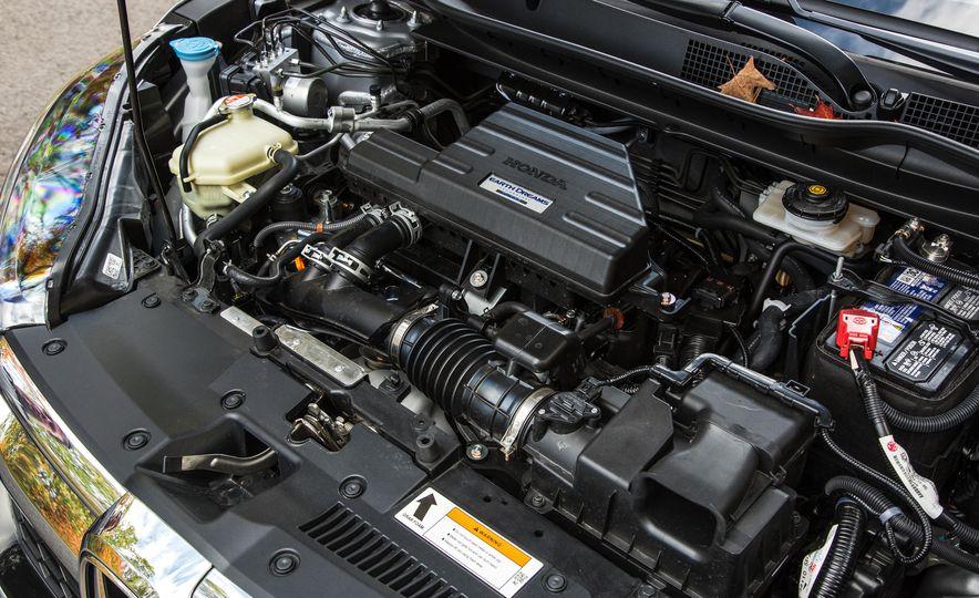 2017 Honda CR-V – In-Depth Review - Slide 62