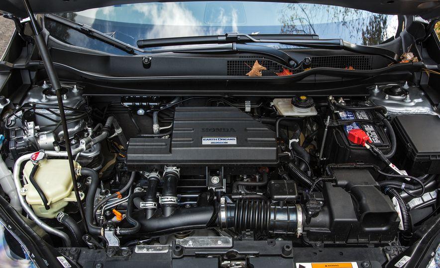 2017 Honda CR-V – In-Depth Review - Slide 63
