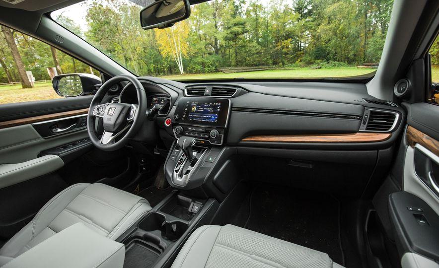 2017 Honda CR-V – In-Depth Review - Slide 20