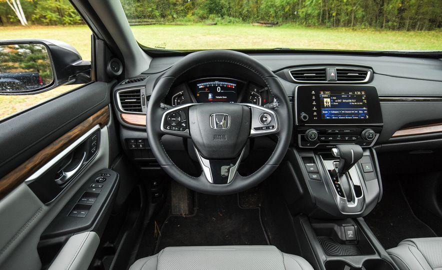 2017 Honda CR-V – In-Depth Review - Slide 31