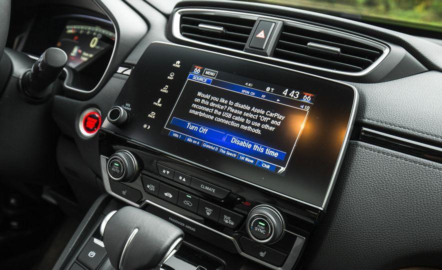 2017 Honda CR-V – In-Depth Review - Slide 37