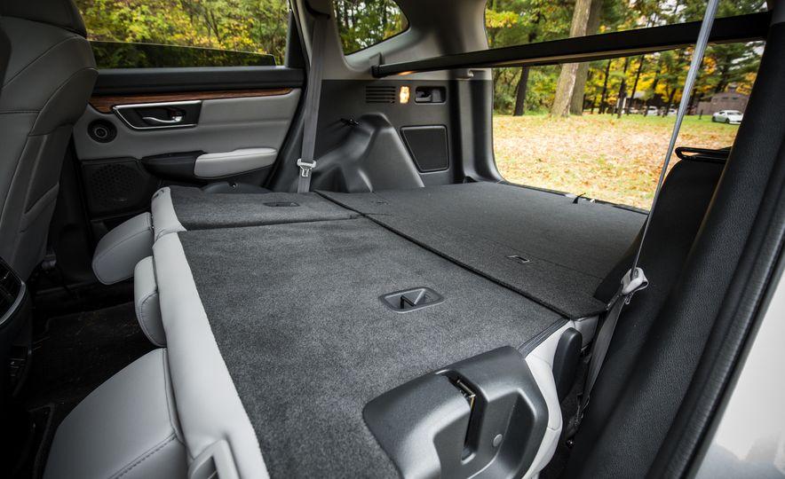 2017 Honda CR-V – In-Depth Review - Slide 59
