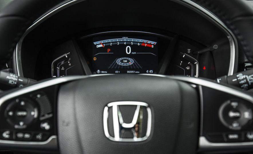 2017 Honda CR-V – In-Depth Review - Slide 33