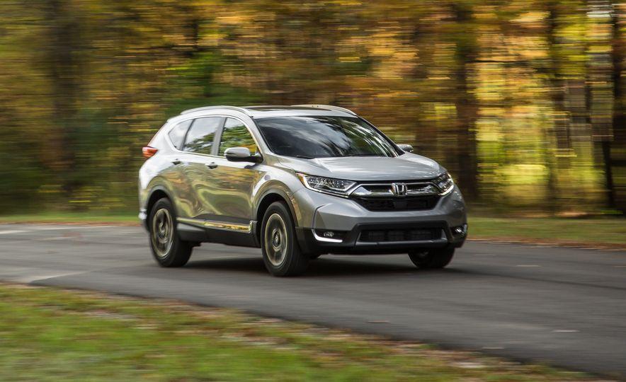 2017 Honda CR-V – In-Depth Review - Slide 1