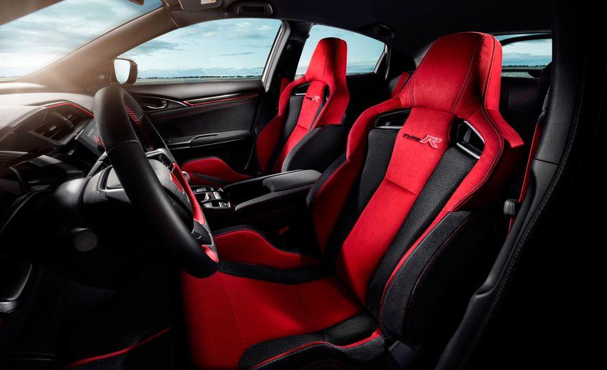 2017 Honda Civic Type R - Slide 18