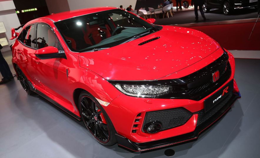 2017 Honda Civic Type R - Slide 6