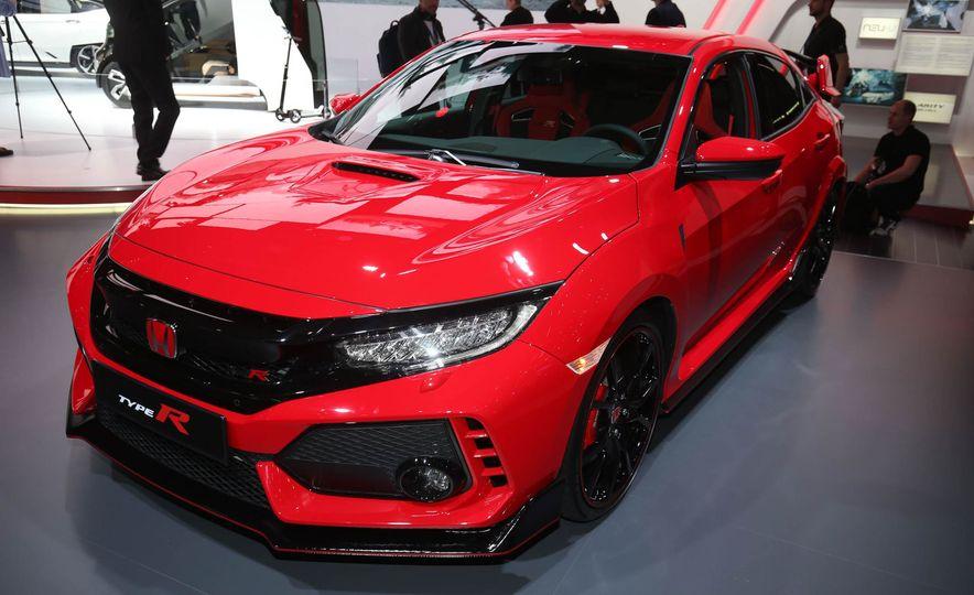 2017 Honda Civic Type R - Slide 7
