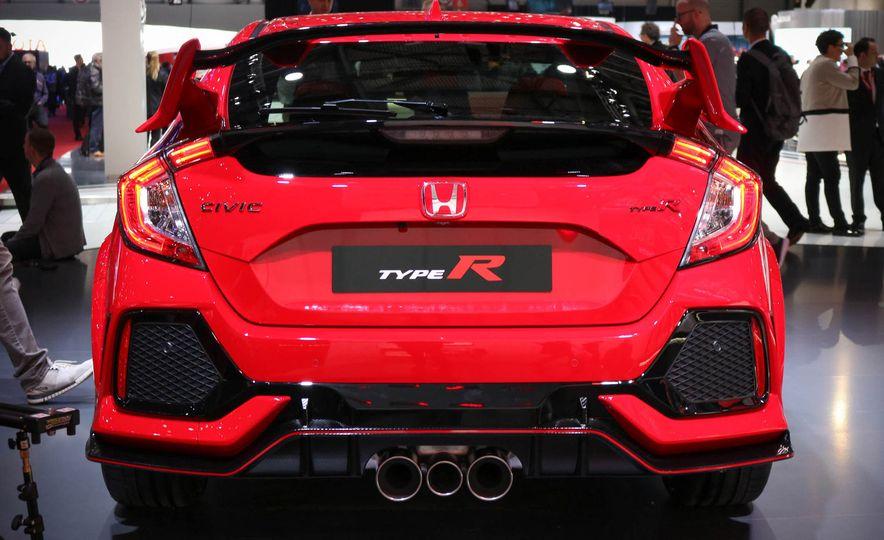 2017 Honda Civic Type R - Slide 11