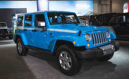 Hail to the Chief: Jeep Quietly Releases Wrangler Chief and Smoky Mountain Limited Editions