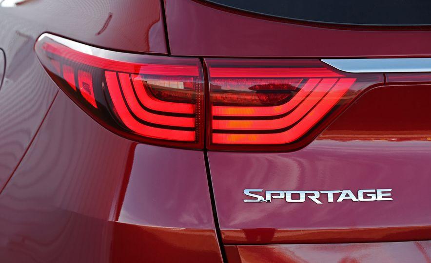 2017 Kia Sportage SX - Slide 29