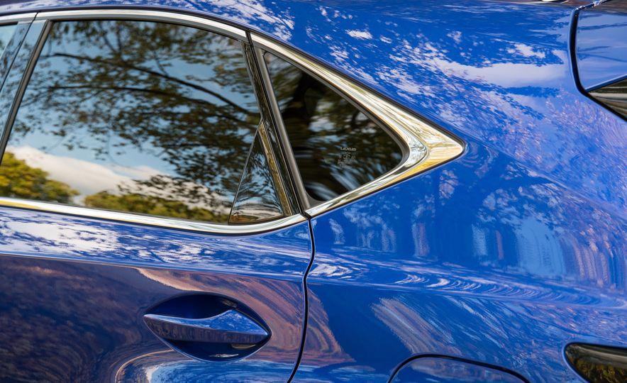 2017 Lexus NX200t F Sport - Slide 21