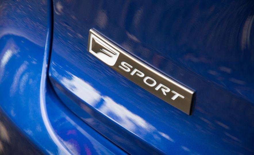 2017 Lexus NX200t F Sport - Slide 27