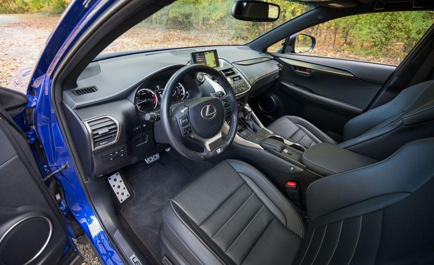 2017 Lexus NX200t F Sport - Slide 29