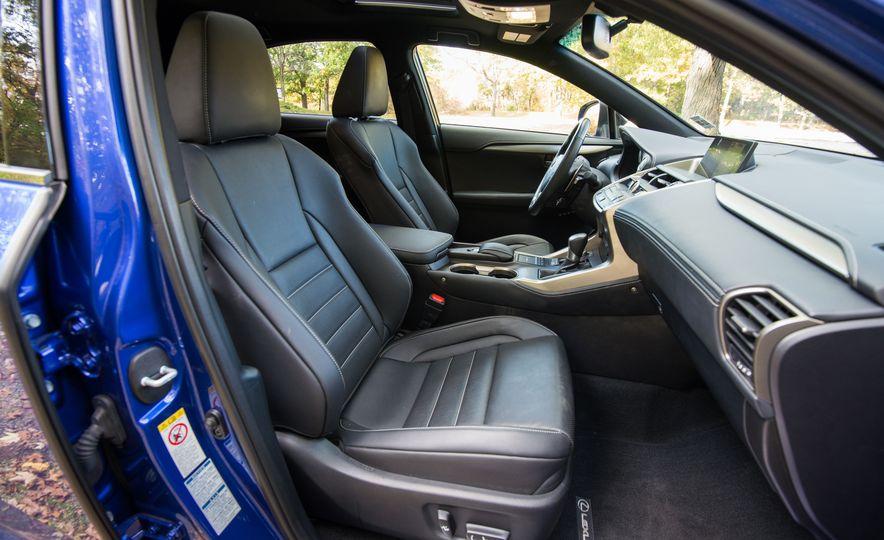 2017 Lexus NX200t F Sport - Slide 31